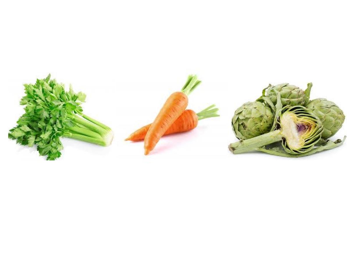 Οργανικά ροφήματα φρούτων & λαχανικών